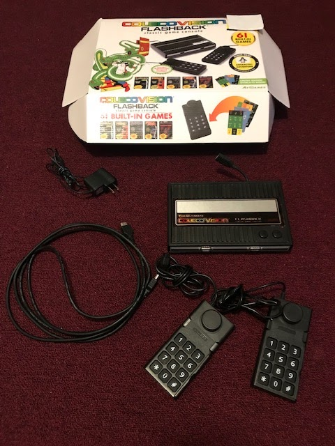 Colecovision Flashback Add Games
