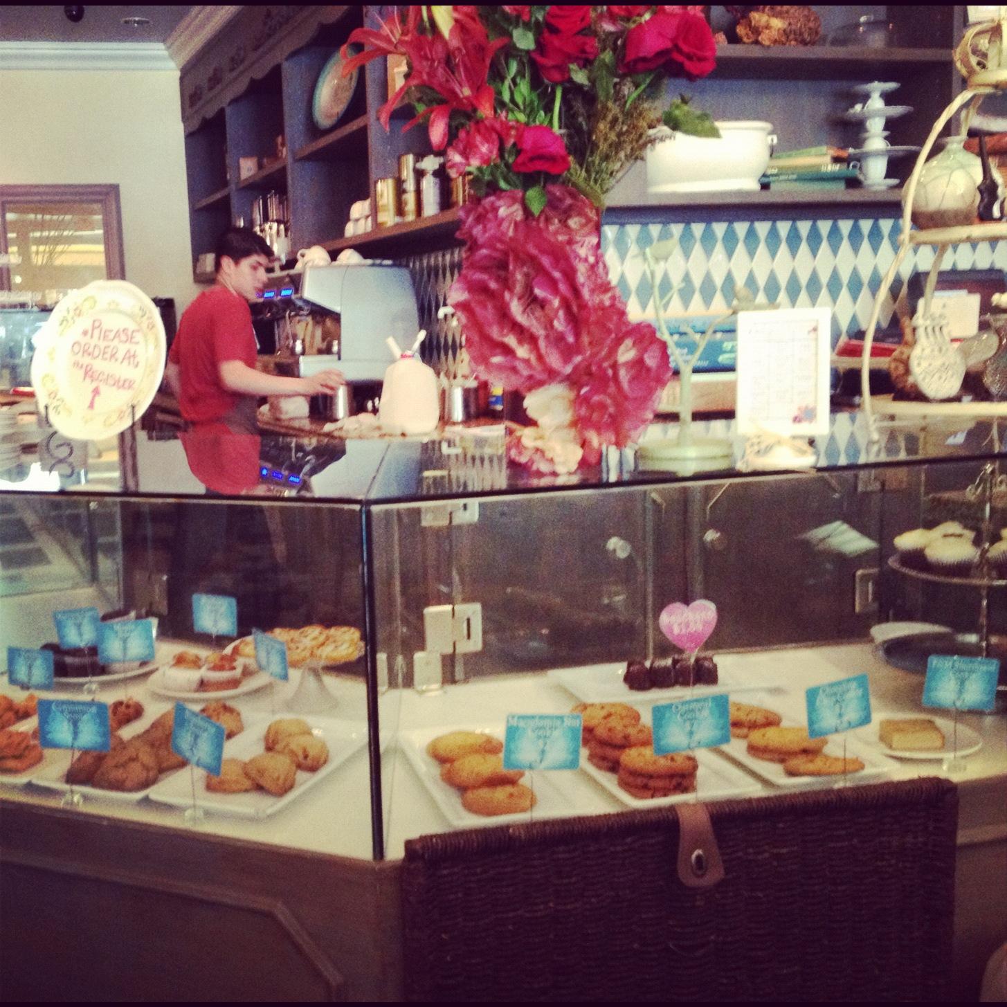 A Coffee Bar Bakery Flower Shop Bistro Home
