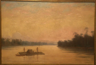pintura del rio magdalena en 1898