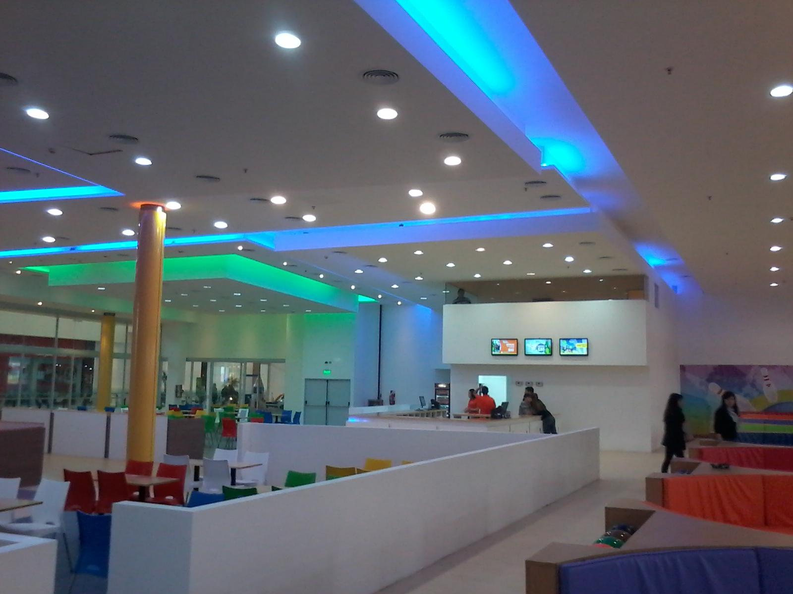 Ictis Arquitectura Local Dragon Bowling En Shoping Terrazas