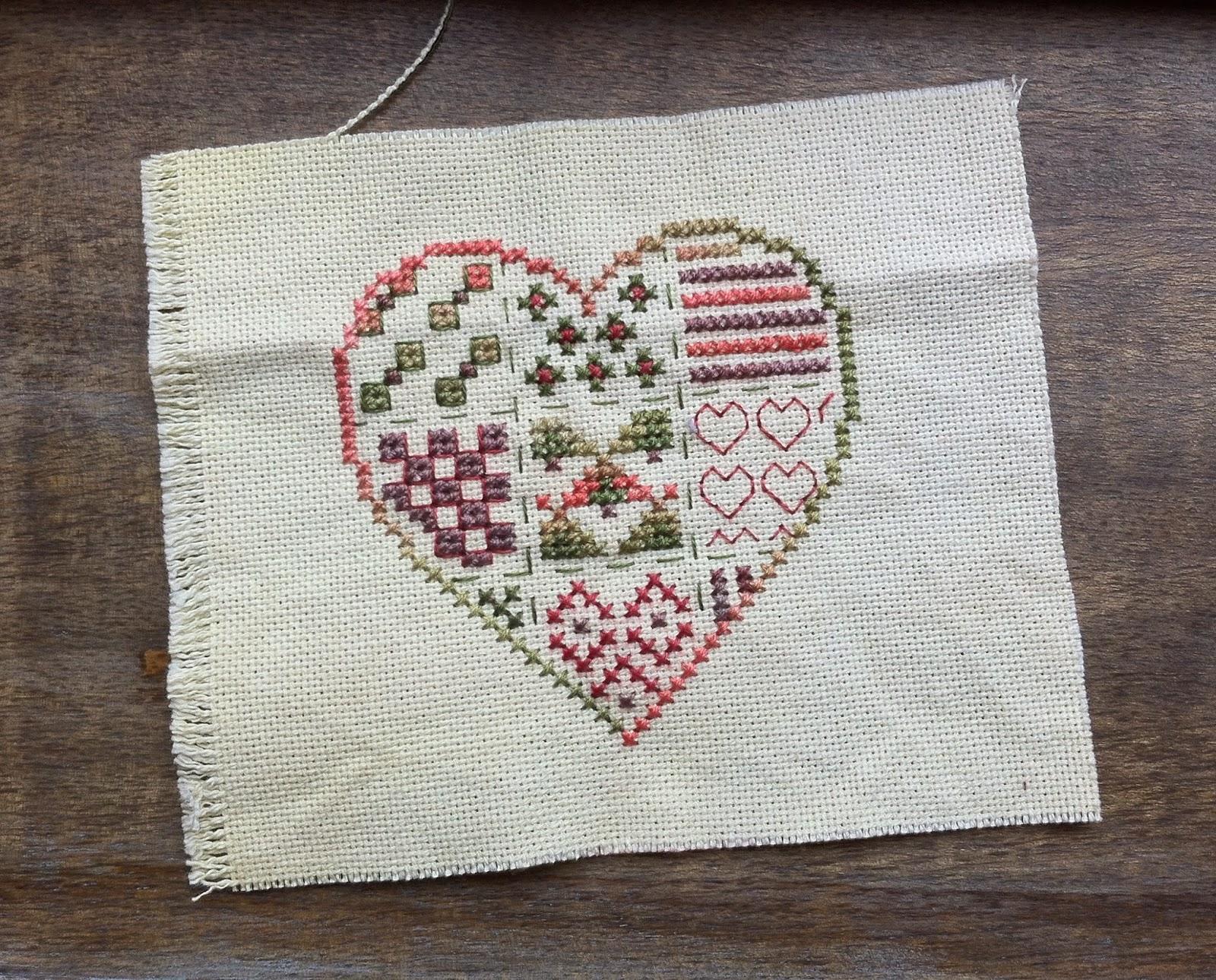 Cross stitch mania