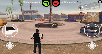 San Andreas Straight 2 Compton Offline Android
