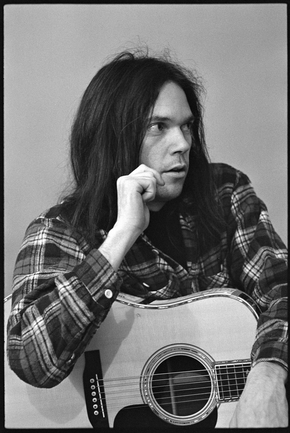 The Batcave: Neil Young, After the Goldrush (1970)