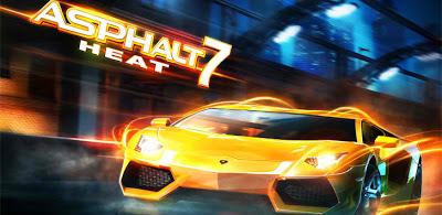 Asphalt 7(Android/2013/v.1.0.0)