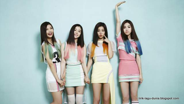 Lirik Lagu Red Velvet - Would U