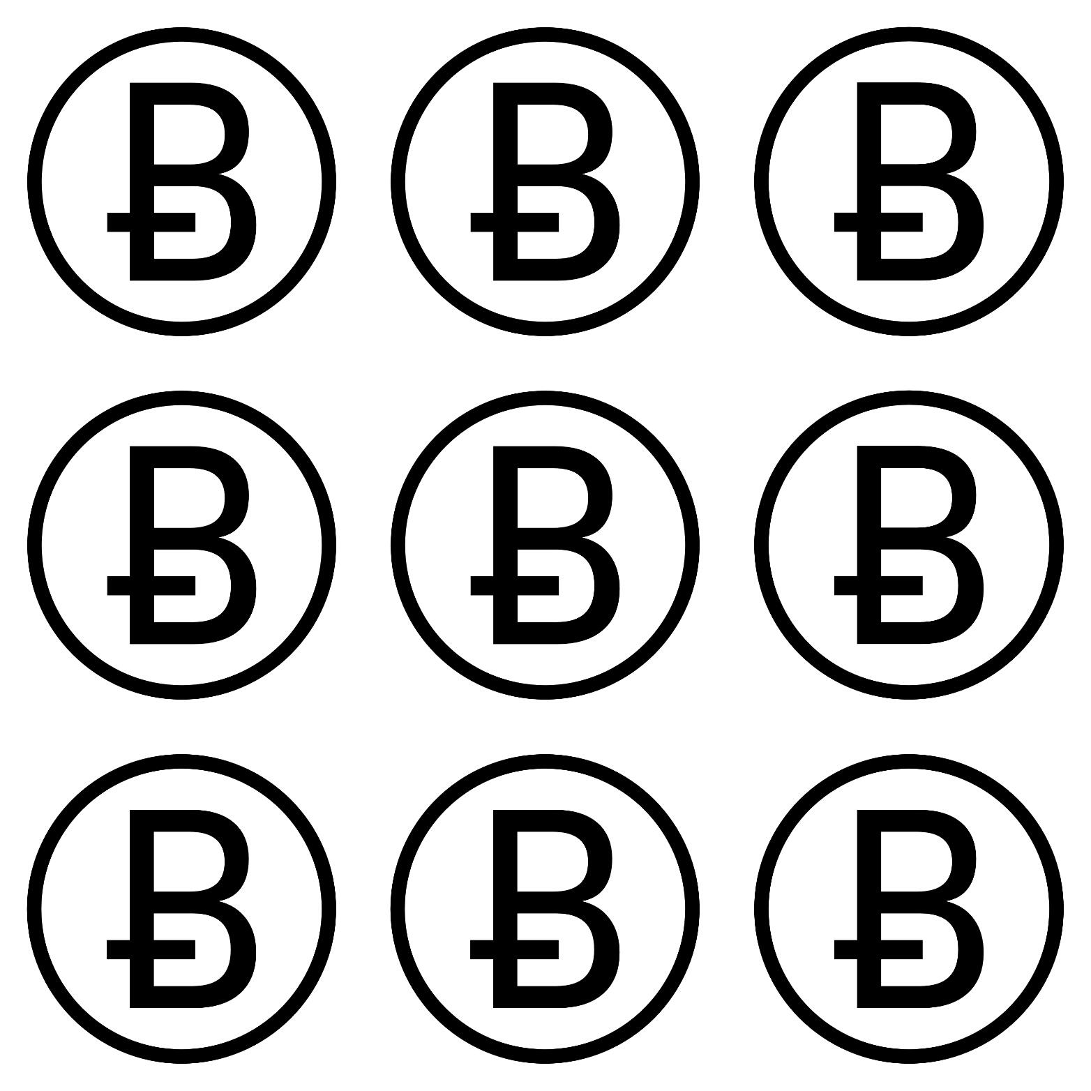 bitcoin unicode)