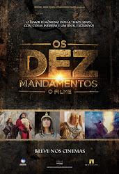 Moisés y Los Diez Mandamientos: La Película Poster