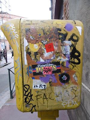 Sourire en boite, rue de Toulouse, malooka