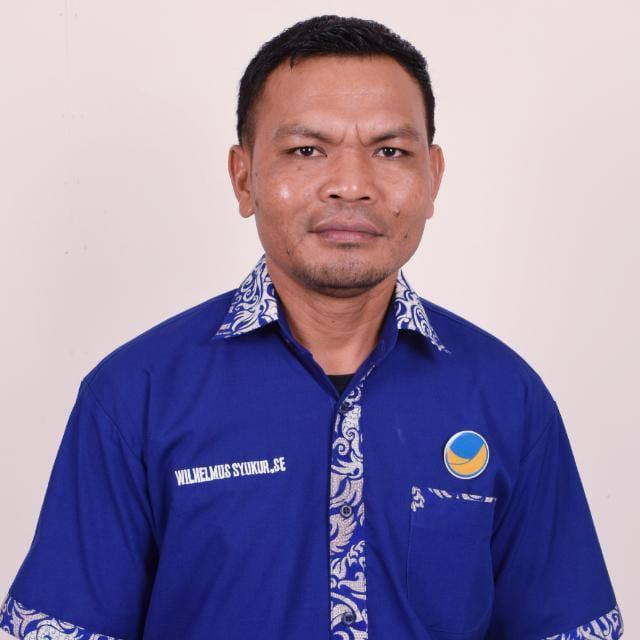 Wilhermus Syukur, Caleg DPRD, Manggarai Barat