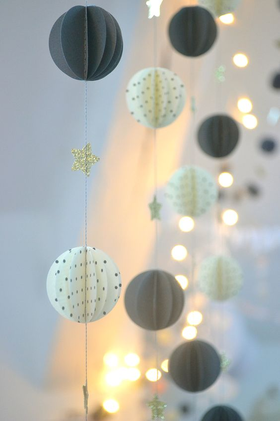 Decorazioni natalizie DIY
