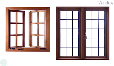 Window, house window
