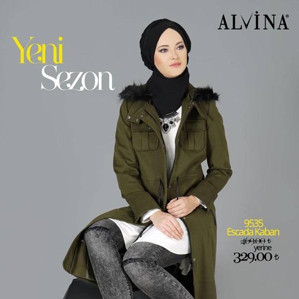 Alvina 2016-2017 Sonbahar Kış Koleksiyonu
