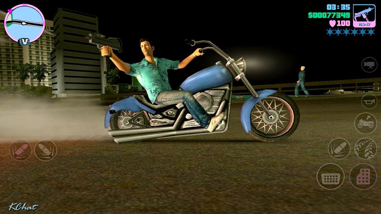 GTA Vice City PC Full Español