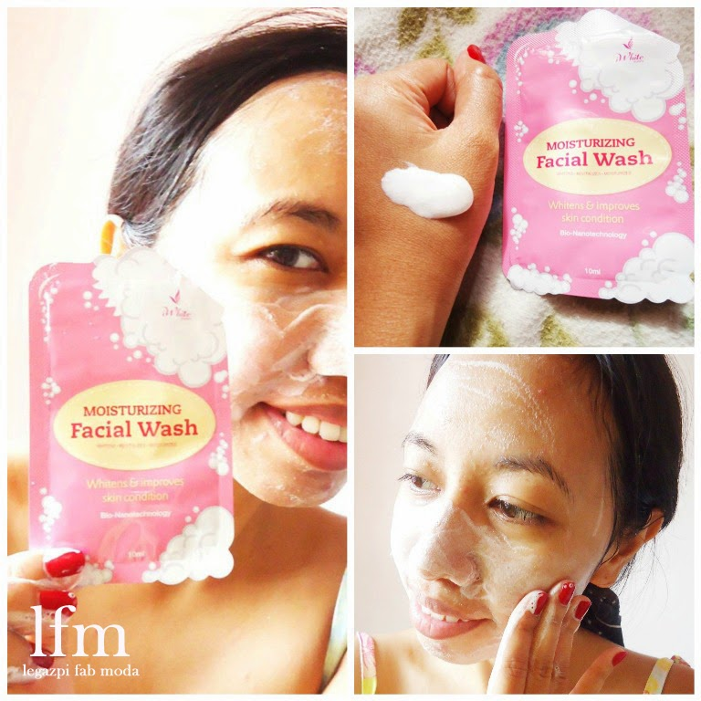 IWhite Korea creams and moisturizer review