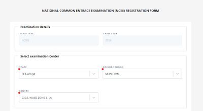 How To Make Correction on NCEE Candidates Registration after Submission