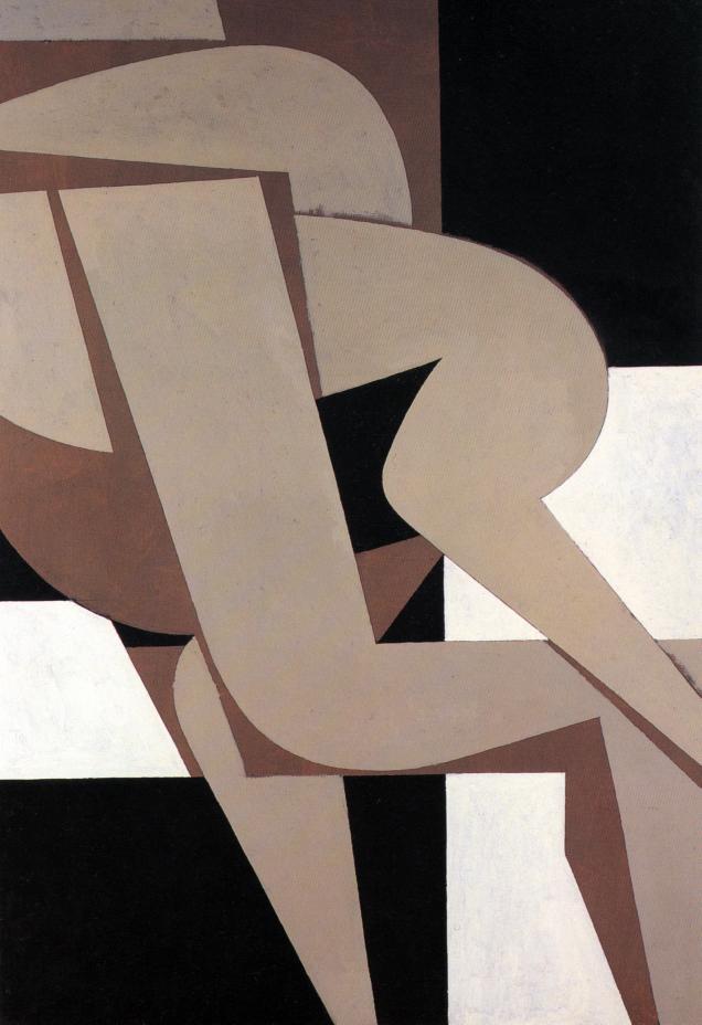 Pintura: Yannis Moralis (1916-2009)