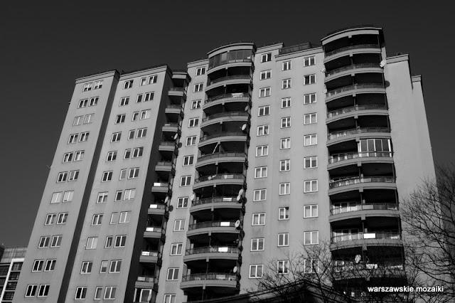 Warszawa Warsaw blokowisko Ochota