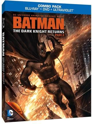 Batman The Dark Knight Returns Parte 2 720p HD Español Latino Dual 2013