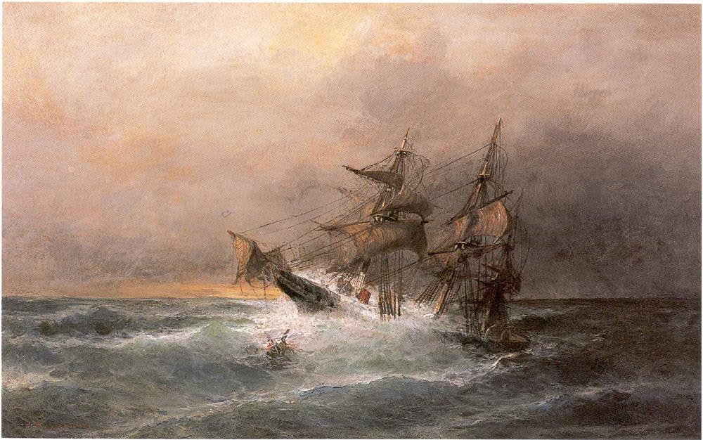 Πλοίο, καράβι, τρικυμία, καταιγίδα, κύμα, ναυάγιο, Οδυσσέας, Οδύσσεια