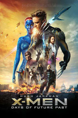 Sinopsis film X-Men: Days of Future Past (2014)