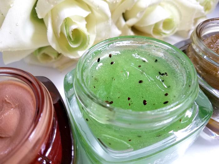 Review: L´Oréal Paris Sugar Scrubs - Klärendes Peeling für Gesicht und Lippen