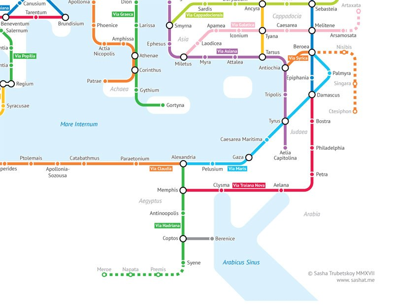 What The Roman Empire Would Look Like If It Was A Subway Map.Antinous The Gay God A Fantasy Subway Transit Map Of Ancient Roman