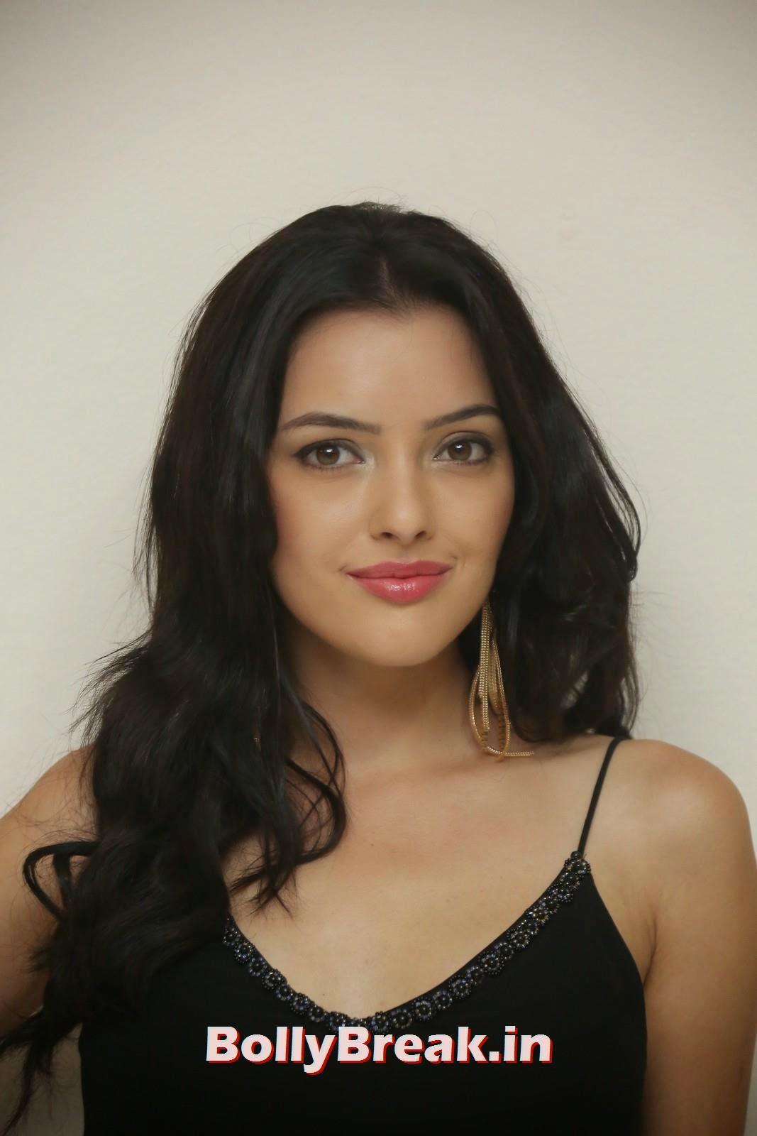 , Kristina Akheeva Latest Images - Telugu Movie