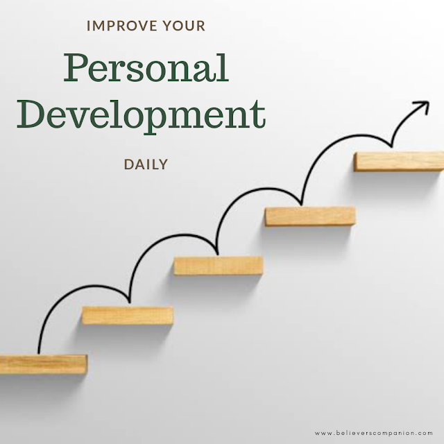 Things You Can Do Today To Improve Your Personal Development