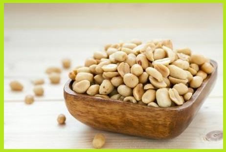 माइक्रोवेव में मूंगफली के दानें भूनने की विधि - Roast Peanuts in Microwave Recipe