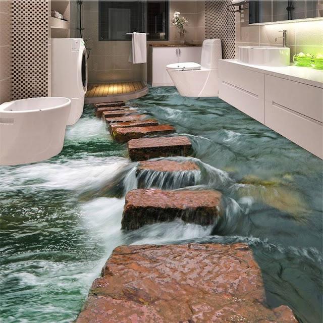 Kumpulan Lantai 3D yang Keren. Bikin Betah di Rumah! - Blog Mas Hendra