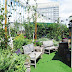 The John Lewis Rooftop Garden
