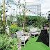 The John Lewis Rooftop Garden