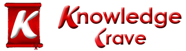 Knowledge Crave: A Recipe Blog For Everyone