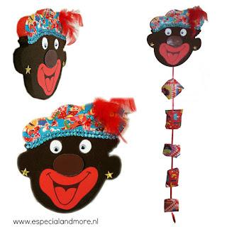 Piet-pakjes-slinger-knutselen