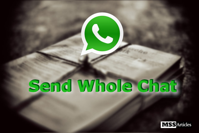 A bundle of letters with WhatsApp logo added - representation for send WhatsApp chat