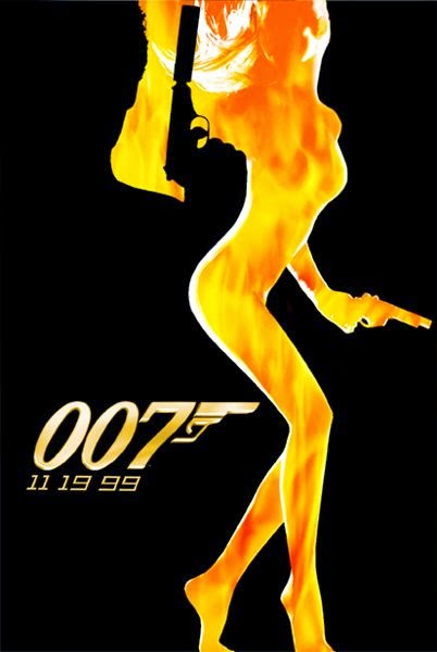 The World is not Enough, 007 Flame Girl
