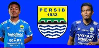 Persib Resmi Pinjamkan Billy dan Wildansyah ke Borneo FC
