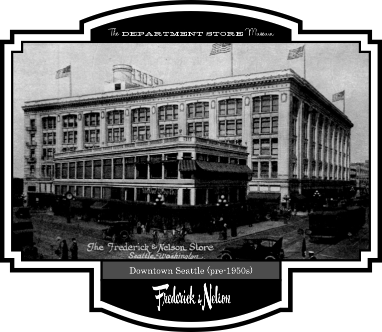 The Department Store Museum Frederick Nelson