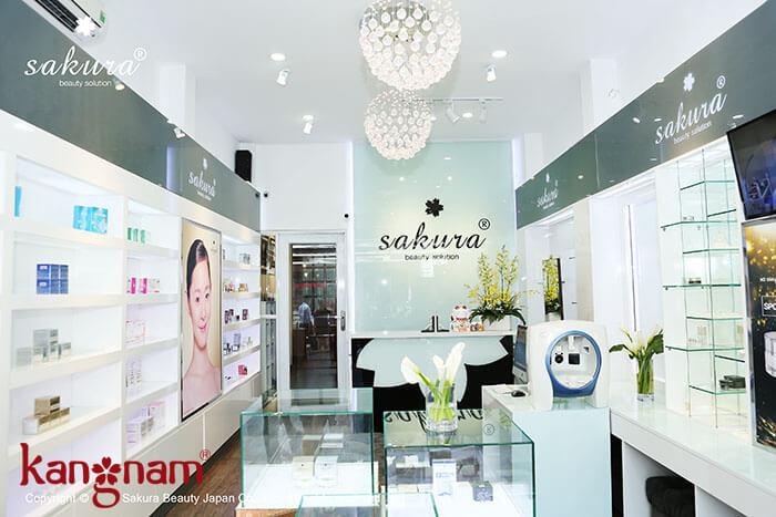 Kang nam là nơi cung cấp sản phẩm Nucos spa