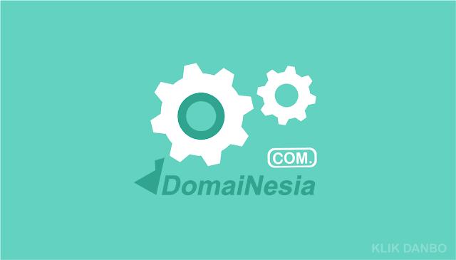 Cara Setting Domain Untuk Blogger/Blogspot di DomaiNesia