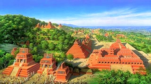 Resultado de imagen de ciudades mayas