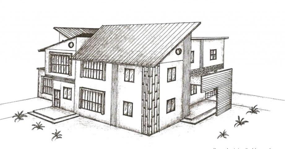 Image Result For Denah Rumah Joglo Minimalis Modern