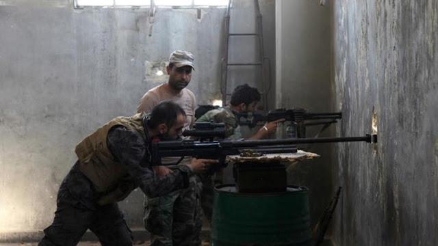 Θανάσιμος κίνδυνος: Η επέκταση του πολέμου στην Συρία, όχι η ειρήνη, είναι γεγονός