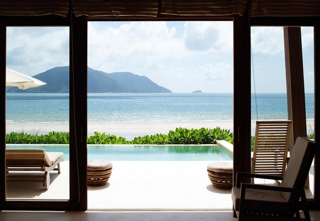 Six Senses Con Dao Resort, Vietnam