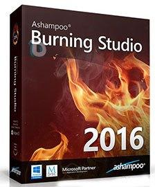 Download Ashampoo Burning Studio 2016 + Serial