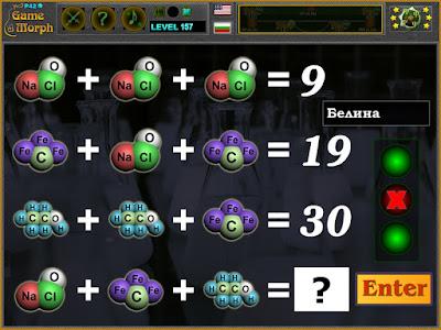 Математически Химични Съединения