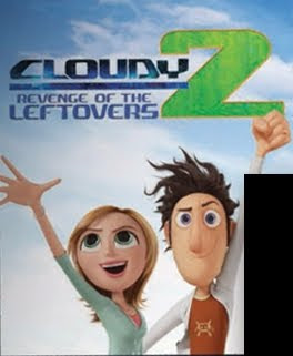 Cloudy 2 Revenge of The Leftovers Movie