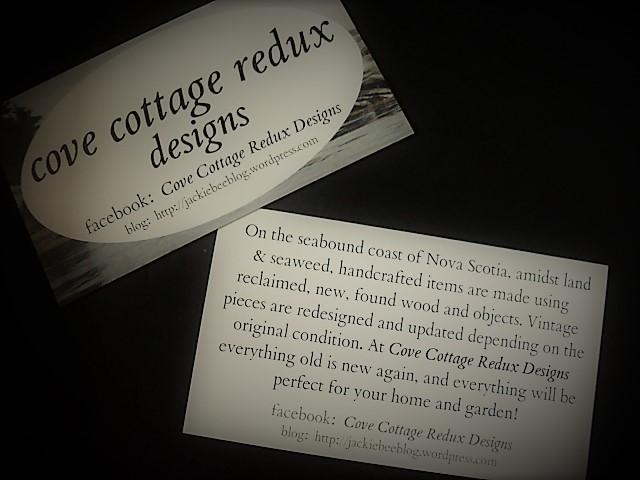 Cove Cottage Redux Designs