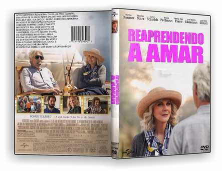 REAPRENDENDO A AMAR (2016) DUAL AUDIO DVD-R OFICIAL