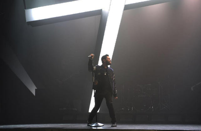 The Weeknd looking fresh in new photos after ditching controversial hairstyle